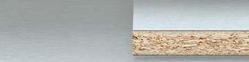 Element płaski Duropal Real Metal P2